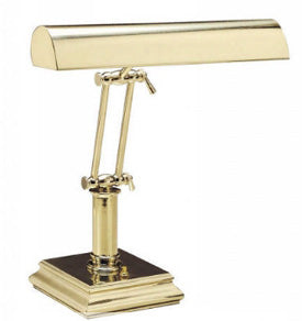House of Troy Brass Upright Piano Lamp 4750