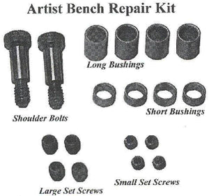 jansen artist bench repair kit