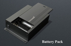 battery pack for piano lamp