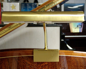 brass grand piano lamp gp14-61