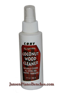 Cory Coconut Wood Cleaner
