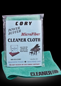cory piano cleaner cloth