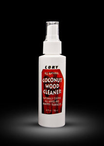 Cory coconut wood cleaner all natural piano cleaner