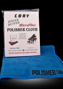 Cory polisher cloth microfiber