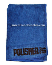Load image into Gallery viewer, Cory Piano Polisher Cloth Microfiber