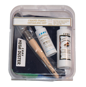 cory grand piano detailing kit for satin pianos