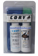 Load image into Gallery viewer, Cory Ultimate High Polish Piano Care Kit