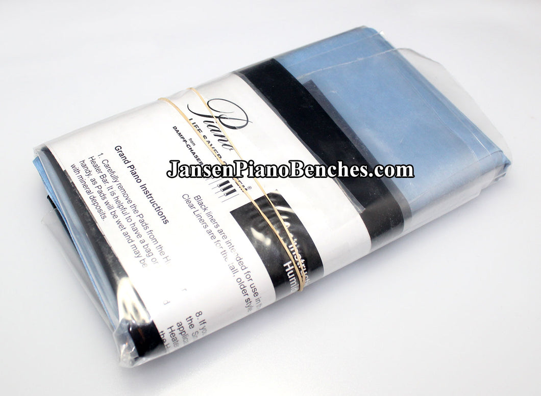 dampp chaser replacement pad set with liner and clear sleeve