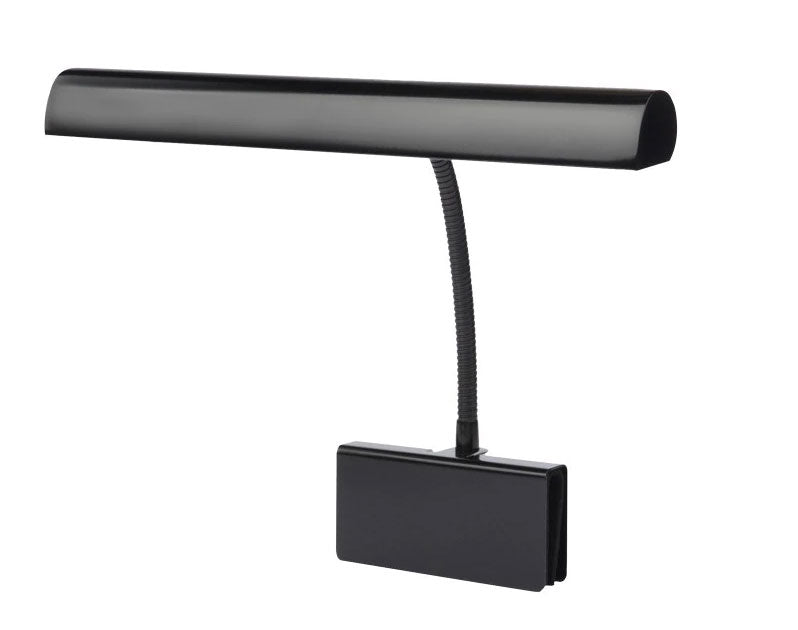 black led piano lamp with gooseneck GPLED14-7D