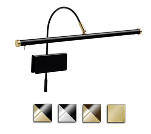 cocoweb led grand piano lab gpled black brass