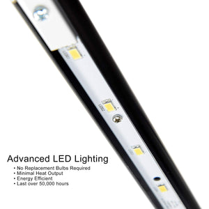 "22"" LED Grand Piano Lamp GPLED22"