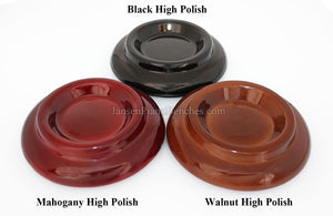upright piano caster cups high polish finish walnut mahogany
