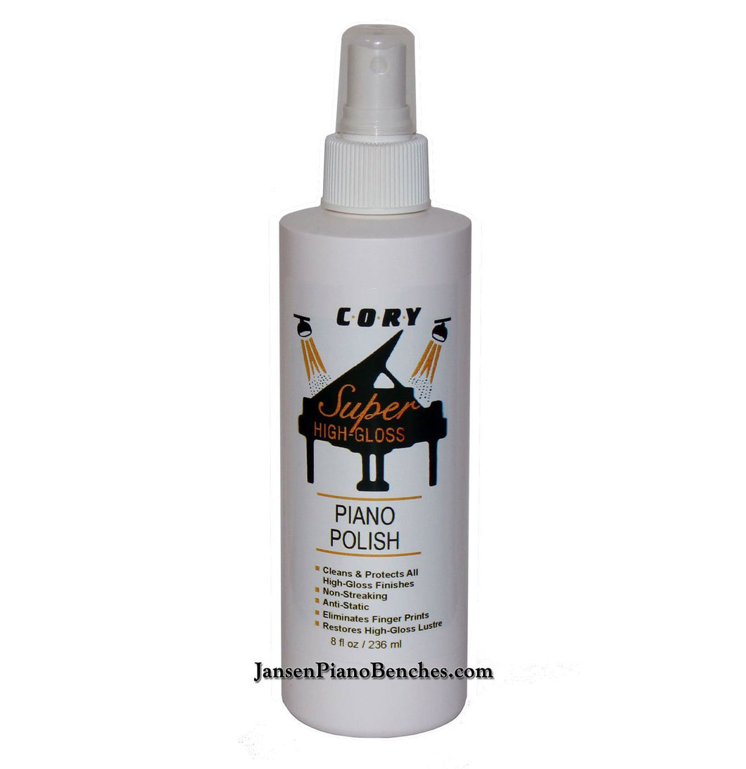Cory High Gloss Piano Polish 8oz