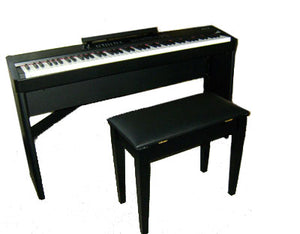 Jansen Digital Piano Keyboard Bench