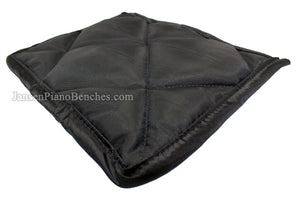 Jansen piano cover quilted nylon material