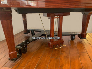 jansen grand piano moving dolly spider dolly