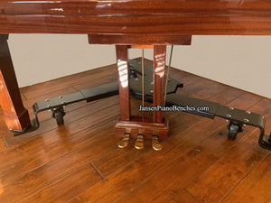jansen spider dolly grand piano moving