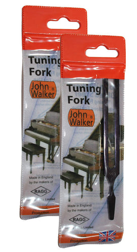 john walker piano tuning forks blue steel