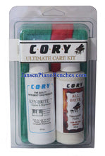 Load image into Gallery viewer, Cory Piano Care Polish Kit for Lacquer Pianos