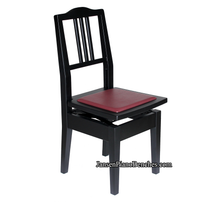 Load image into Gallery viewer, Piano Chair Adjustable - Open Box Item