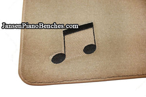 piano pedal floor mat save a rug