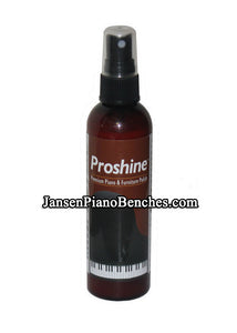 piano polish protek proshine 4oz
