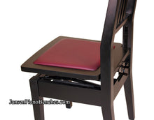 Load image into Gallery viewer, piano chair adjustable height