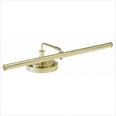polished brass led grand piano lamp PLED101-61