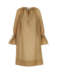 DAISHA DRESS CAMEL
