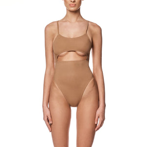 SEA Swimsuit - Brown
