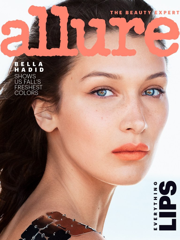 Aquareveal Smooth Talker Water Peel for Lips Allure Magazine
