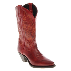Laredo Women's Madison Snip Toe Cowgirl Boots