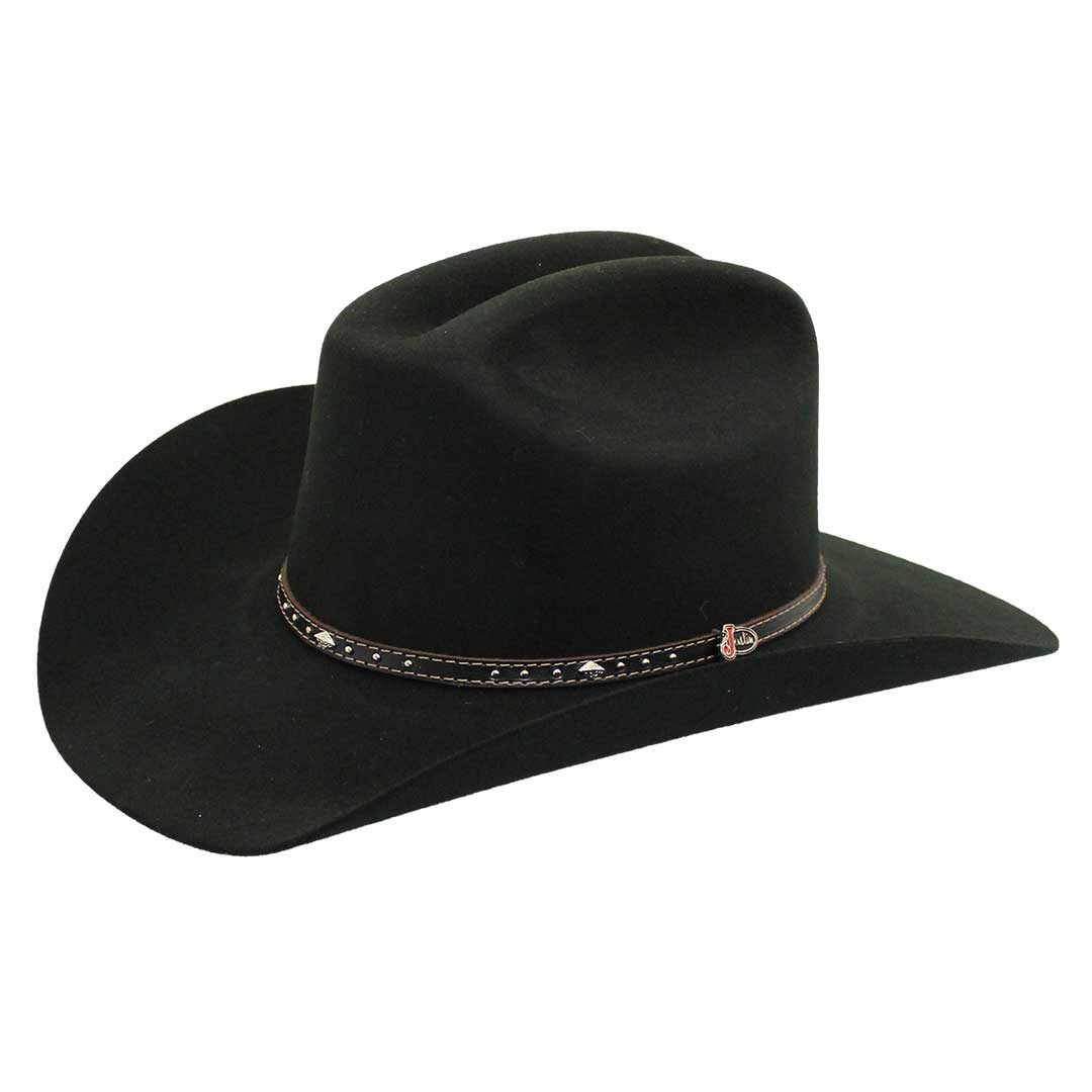 Justin Black Hills Jr. Wool Felt Kid's Cowboy Hat
