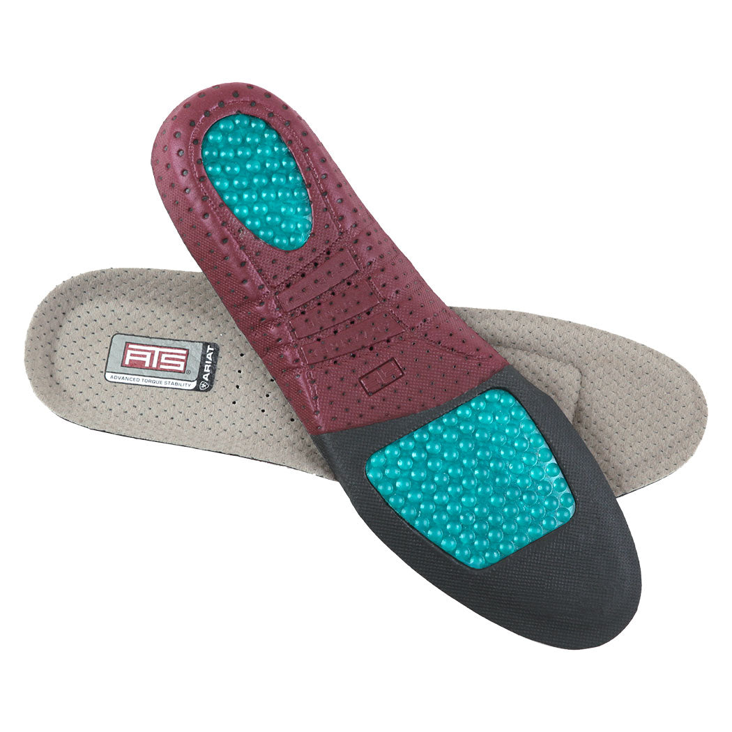 Ariat ATS Women's Round Toe Insoles
