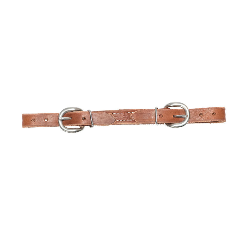 Wildfire Saddlery Harness Leather Curb Strap