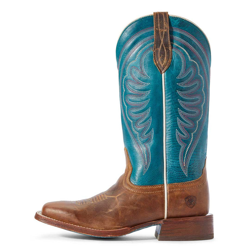Ariat Women's Shiloh Square Toe Cowgirl Boots