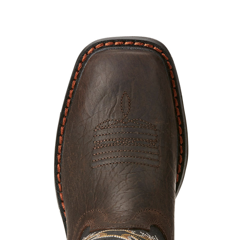 Ariat Boy's WorkHog Square Toe Cowboy Boots
