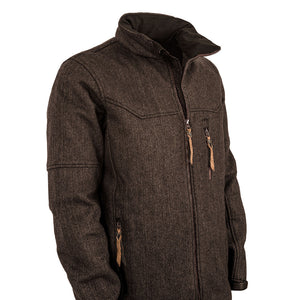 STS Ranchwear The Stone Mens Brown Jacket