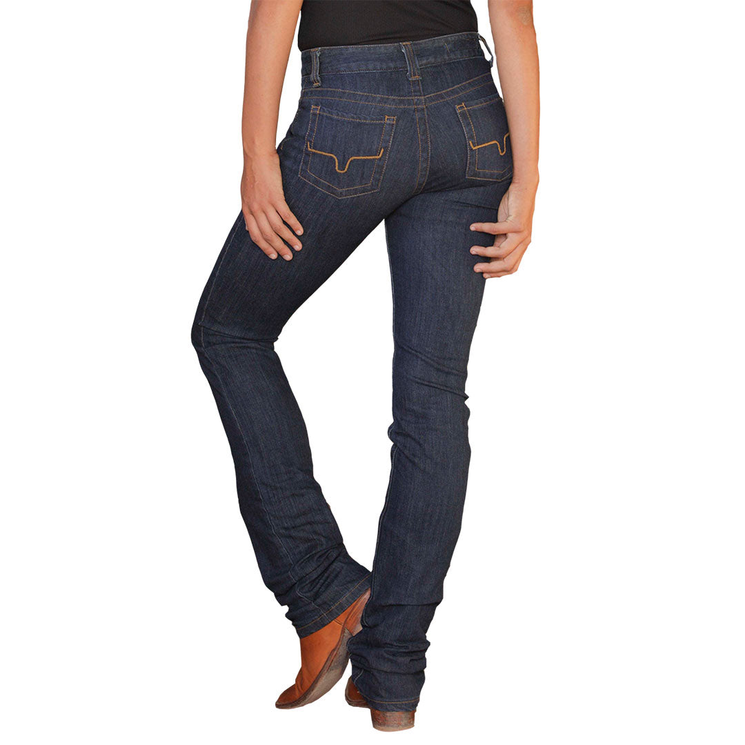 Kimes Ranch Betty Rinse Wash Jeans