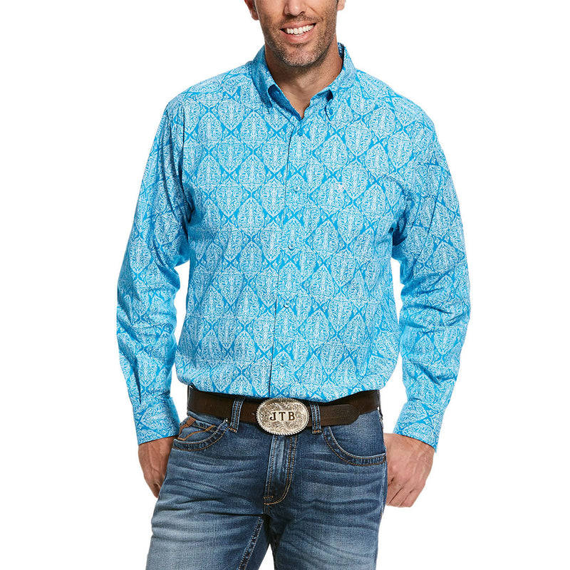 Ariat Men's Springfield Classic Dream-Wave Shirt