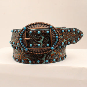 Angel Ranch Filigree Stud Belt