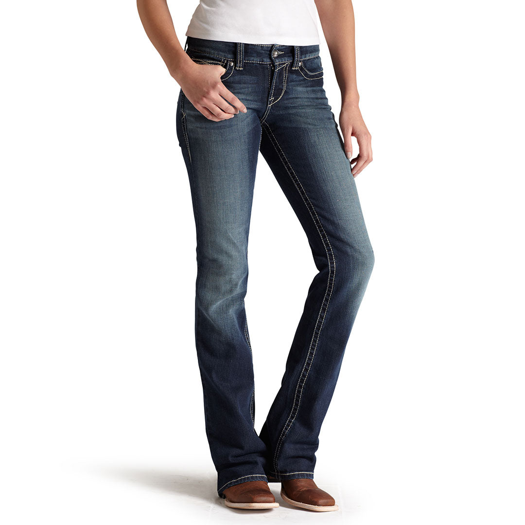 Ariat R.E.A.L.™ Riding Spitfire Boot Cut Women's Jeans