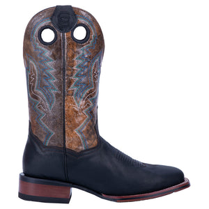 Dan Post Deuce Western Black Boot