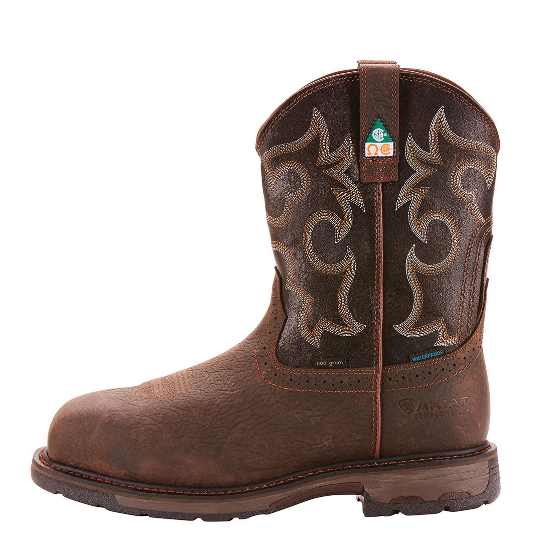 Ariat WorkHog CSA H2O Thinsulate™ Work Boots