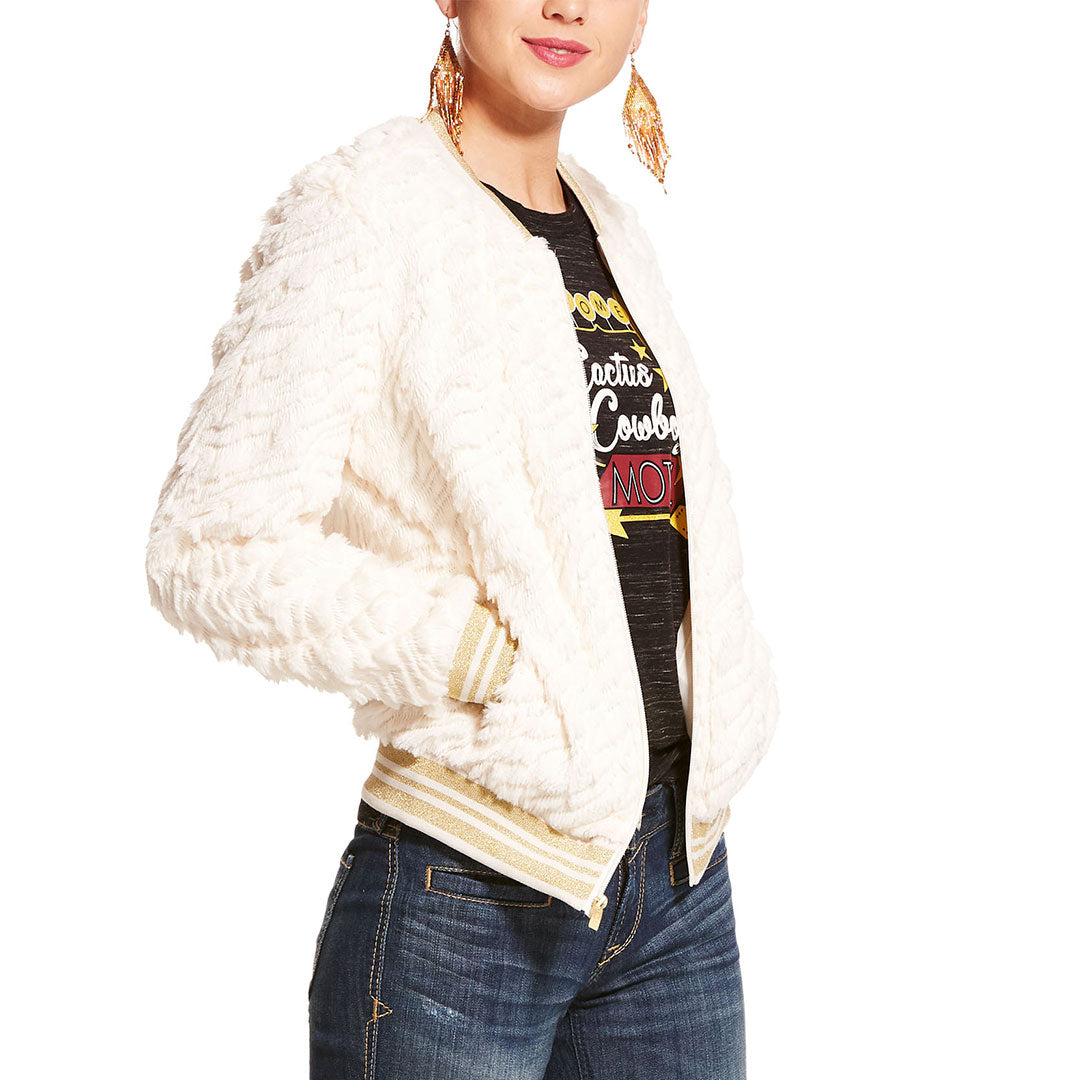 Ariat Women's Lady Luck Bomber Jacket