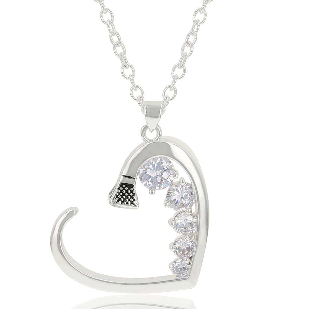 Montana Silversmiths Good Heart Necklace