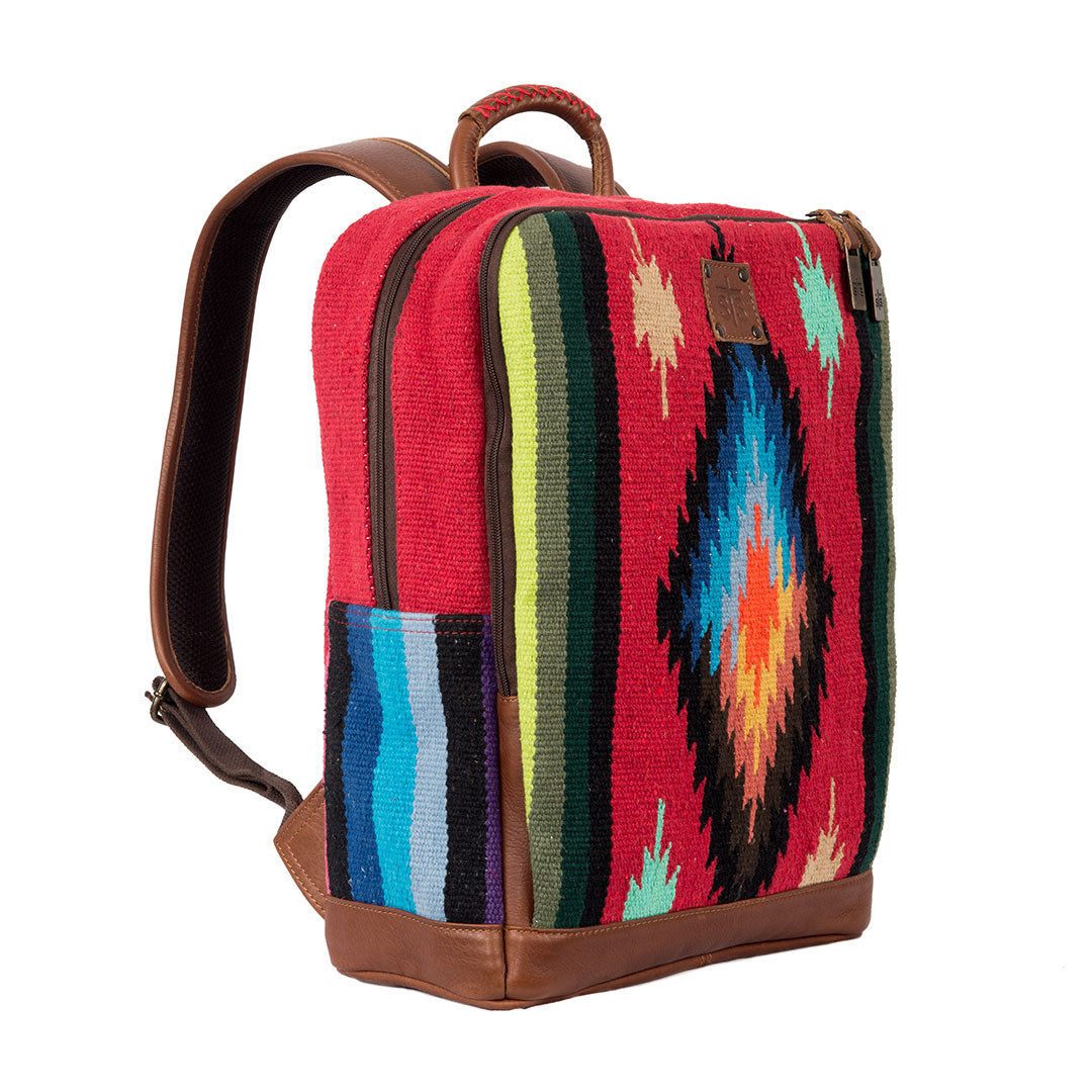 STS Ranchwear Fiesta Serape Backpack