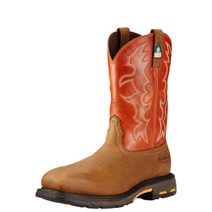 Ariat Men's WorkHog CSA Composite Toe Work Boot