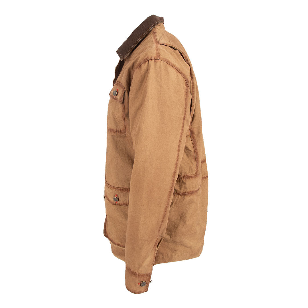 STS Ranchwear The Field Mens Brown Jacket