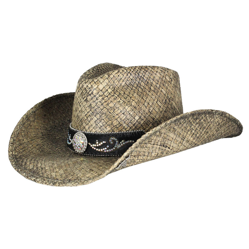 Bullhide Hats 'Tennessee River' Straw Cowgirl Hat